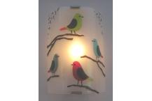 Birds Wall Sconce